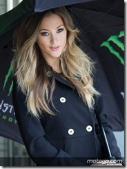 Paddock Girls Hertz British Grand Prix  17 June  2012 Silverstone  Great Britain (8)
