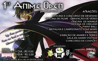CE - Anime Open