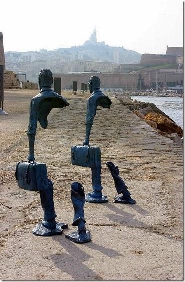 bruno catalano - podróżnicy (marsylia, 2013) 2