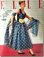 Elle - april 1951