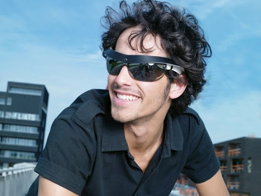 Cabrio lookbook - Visor Sunglasses