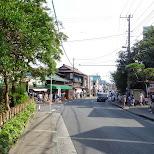 streets of kamakura in Kamakura, Kanagawa, Japan