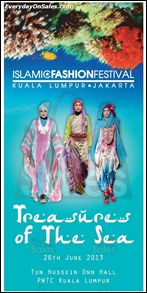 Islamic Fashion Show Festival 2013 All Shopping Discounts Savings Offer EverydayOnSales