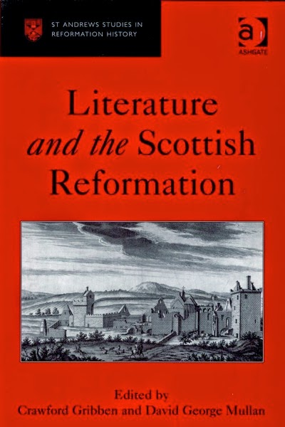 Literature Scottish Reformation