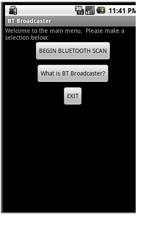 Bluetooth Broadcasting tool
