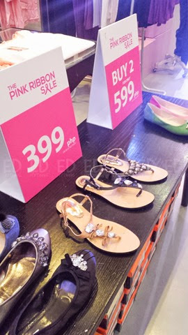 Bench Pink Ribbon Sale 11