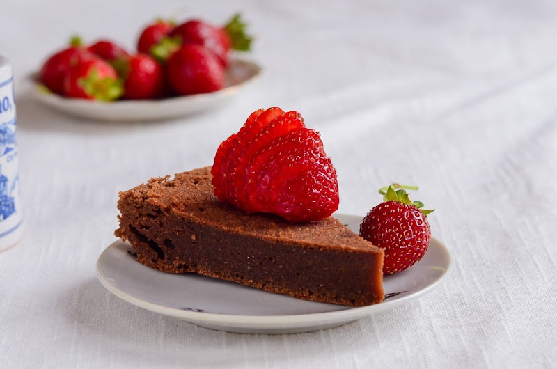 Gluten FreeGarbanzo chocolate cake-0058