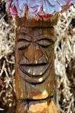 A Melanesian Totem - Lifou, New Caledonia