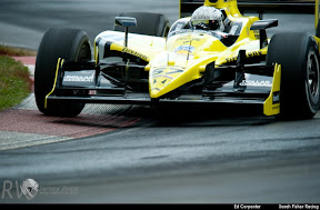 Ed CarpenterSarah Fisher Racing