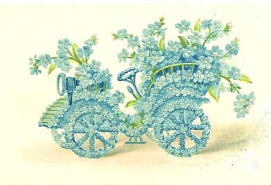 flowercar