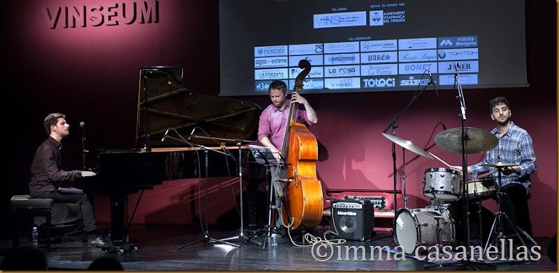 Marco Mezquida Trio, Vilafranca del Penedès 2014