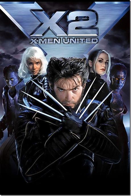 X-MEN 2 ศึกมนุษย์พลังเหนือโลก ภาค 2 [VCD Master]