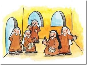 santa teresa dibujos (3)