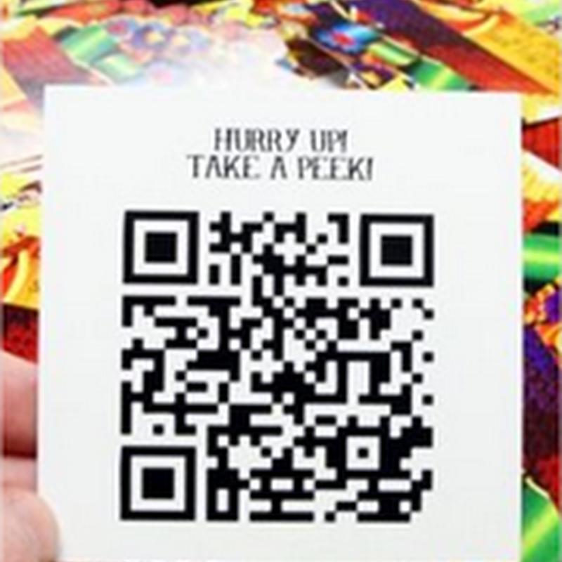 33 fantásticas tarjetas de presentación con códigos QR
