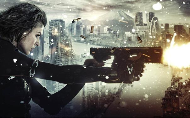 Novo Filme de Resident Evil