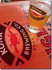 ハワイ島のコナ地ビール