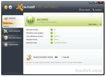 avast-5-Free-Antivirus