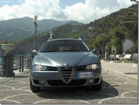 Alfa Romeo 156 Sportwagon 2.0 JTD (2003)7