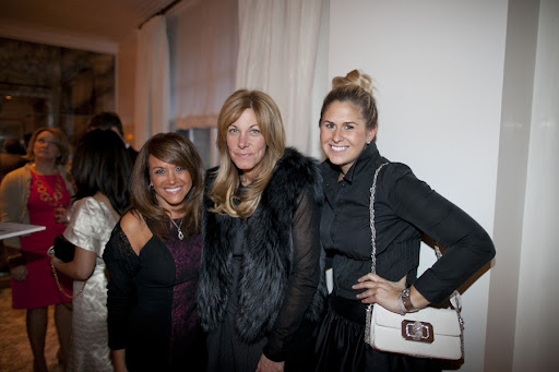 Lori Weil, Erica Arkin, and Jessica Spazok from Marchesa