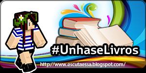 Banner #UnhaseLivros