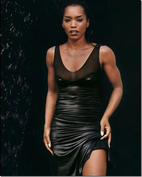 Angela Bassett Hot