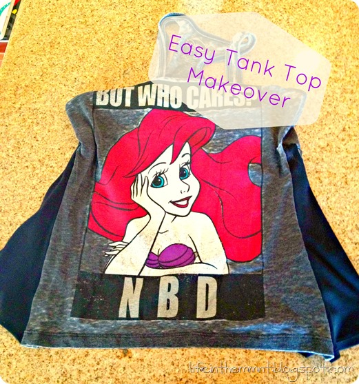 Tanktop Makeover