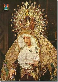 Macarena - Virgem da Esperanca - Espanha