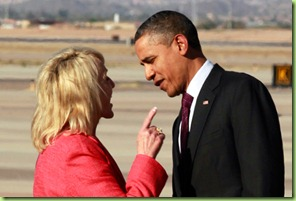 Obama Gov Brewer