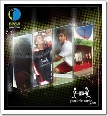 La red de tiendas Pademanía apuesta por el mejor pádel del mundo: Bwin Padel Pro Tour.