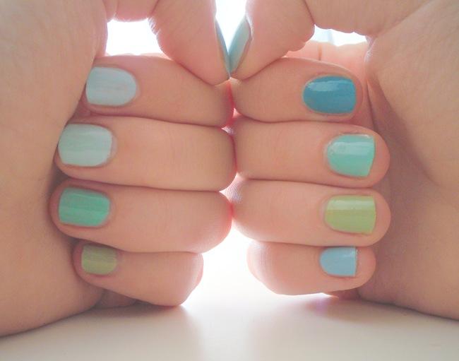 groenblauwnagellak 011