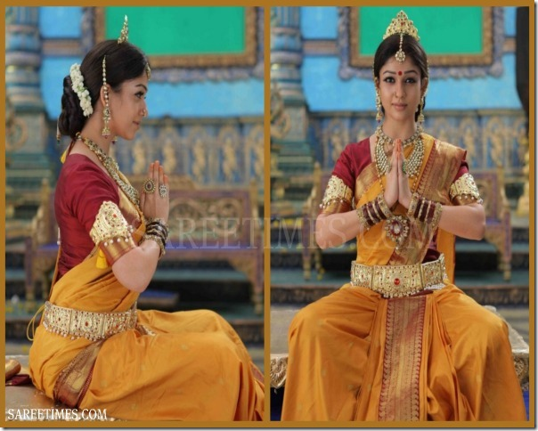 Nayanathara_Traditional_Saree