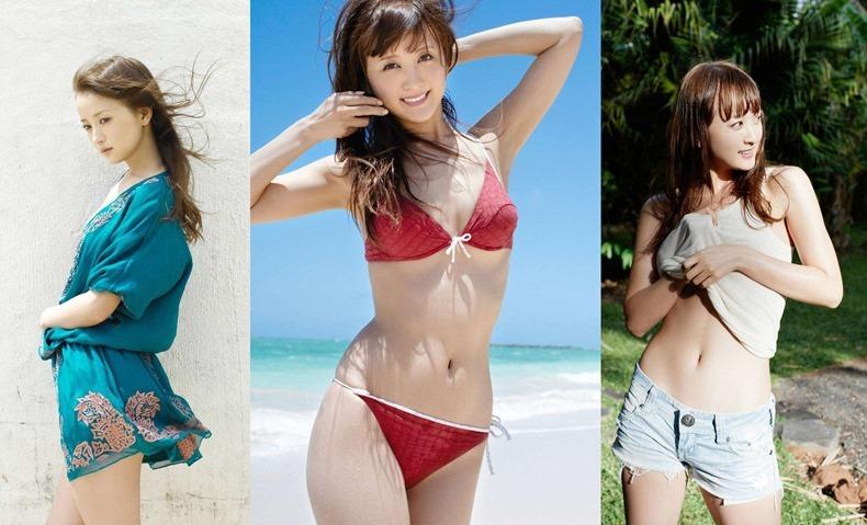 Komatsu Ayaka_Japanese Girl_Gravure Idol