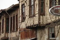 Ottoman houses in Safranbolu, Turkey
