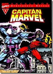 P00006 - Biblioteca Marvel - Capitán Marvel #6