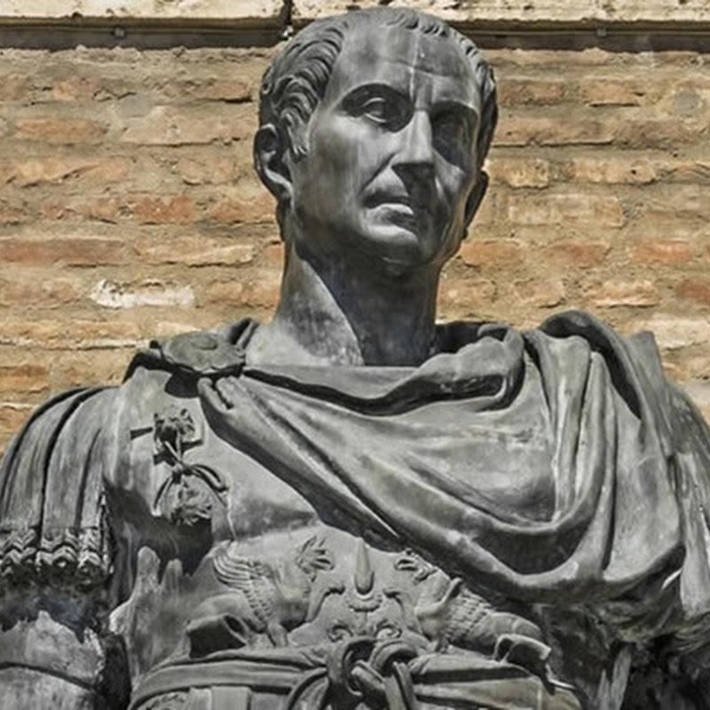 5 fatos curiosos sobre a vida de Júlio César
