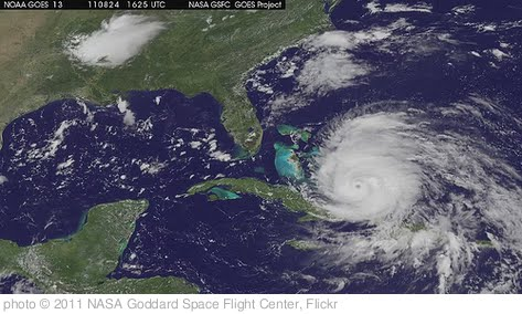 'Hurricane Irene August 26th [hd video]' photo (c) 2011, NASA Goddard Space Flight Center - license: http://creativecommons.org/licenses/by/2.0/