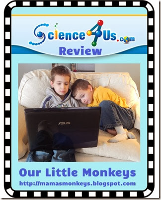 science4us, review, elementary science
