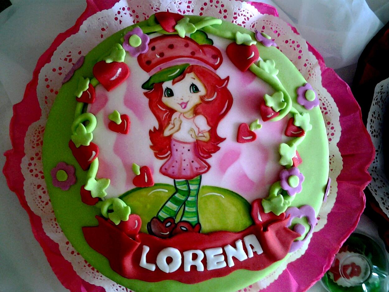 Strawberry Shortcake - Wikipedia, la enciclopedia libre