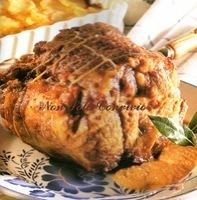 Lombo di maiale con gratin di patate