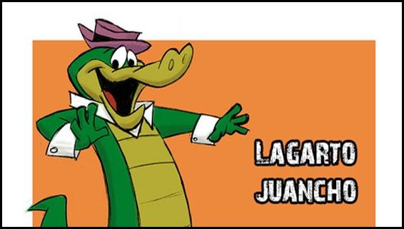 Lagarto Juancho