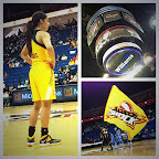 wearing brons wnba soldier7 skylar diggins 06 Nike Zoom Soldier VII   Seattle Storm & Chicago Sky PEs