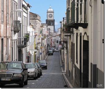 Ponta_Delgada_Wohnstrasse