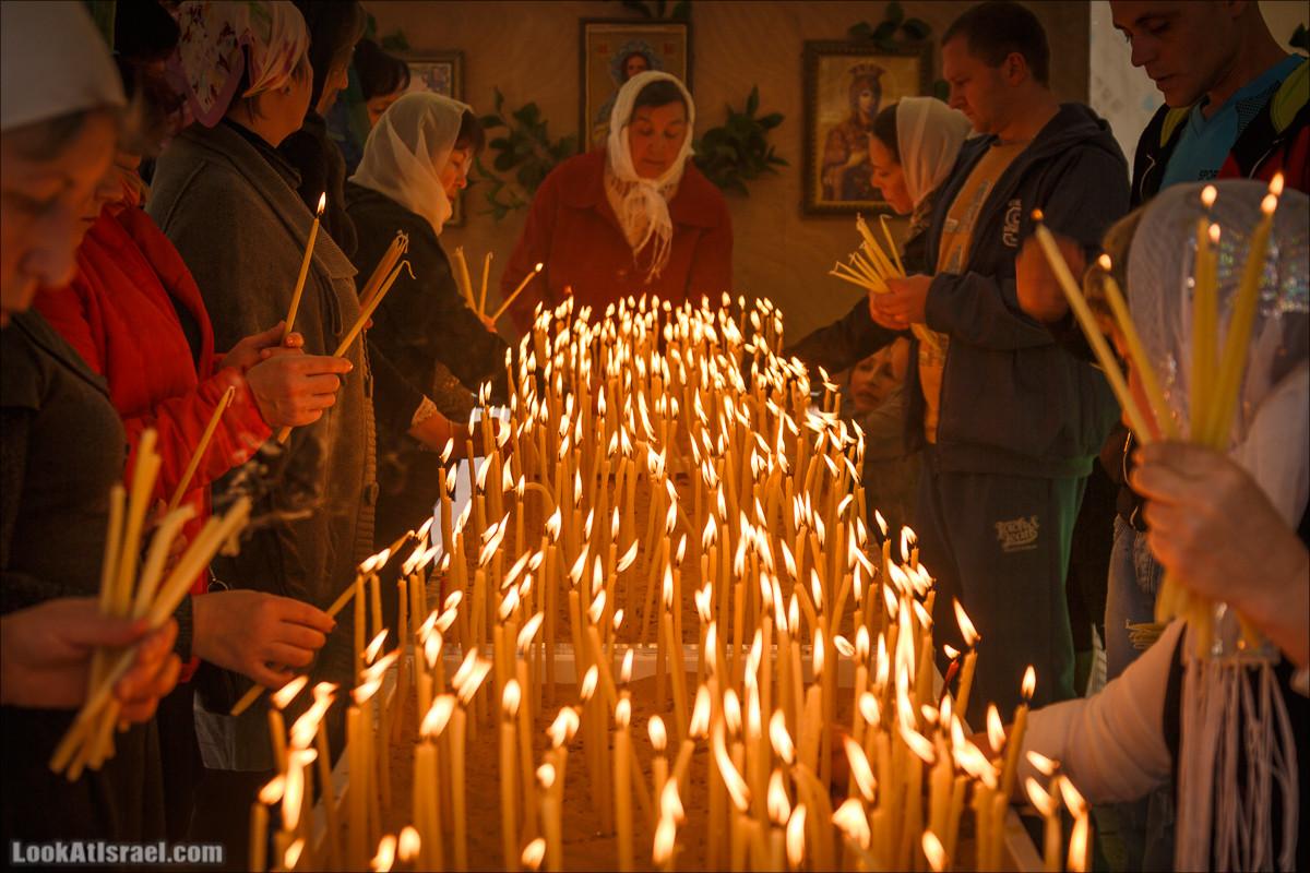 Православная Пасха в Израиле
