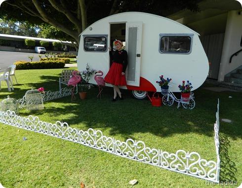 Love Vintage Caravan
