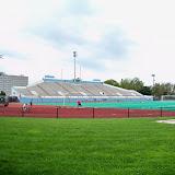 Satori Stadium.