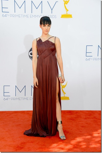 Jena Malone 64th Annual Primetime Emmy Awards w0prsCfO46fl