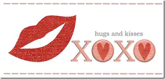 Valentines Hugs and Kisses copy