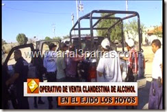 07 IMAG. OPERATIVO VENTA CLANDESTINA ANTIALCOHOL EN EL EJIDO LOS HOYOS.mp4_000011244