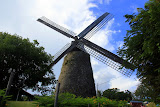 The Windmill At The Morgan Lewis Sugar Mill - Bridgetown, Barbados