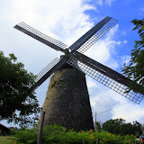 The Windmill At The Morgan Lewis Sugar Mill - Bridgetown, Barbados